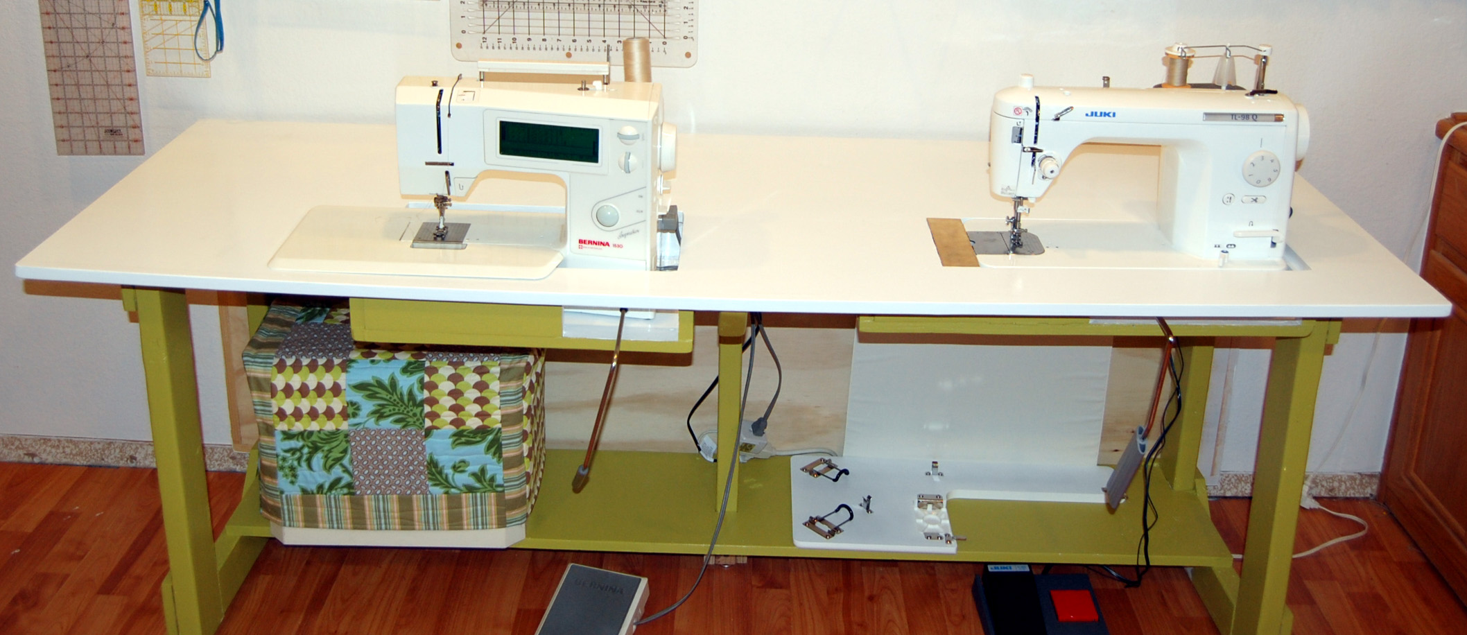 extension diy table machine sewing we sew and img quilt quilting craft