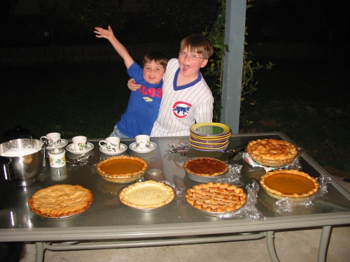 Festival of Pie 2005