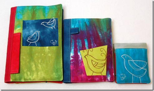 Going Green Journals Cool Birds copy