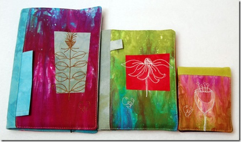 Going Green Journals Cool Flowers copy