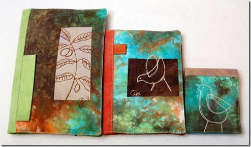 Going Green Journals Warm Birds copy