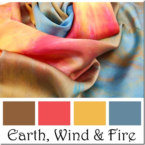 Earth-Wind-Fire-Pallette