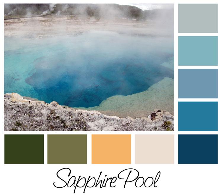 Sapphire-Pool